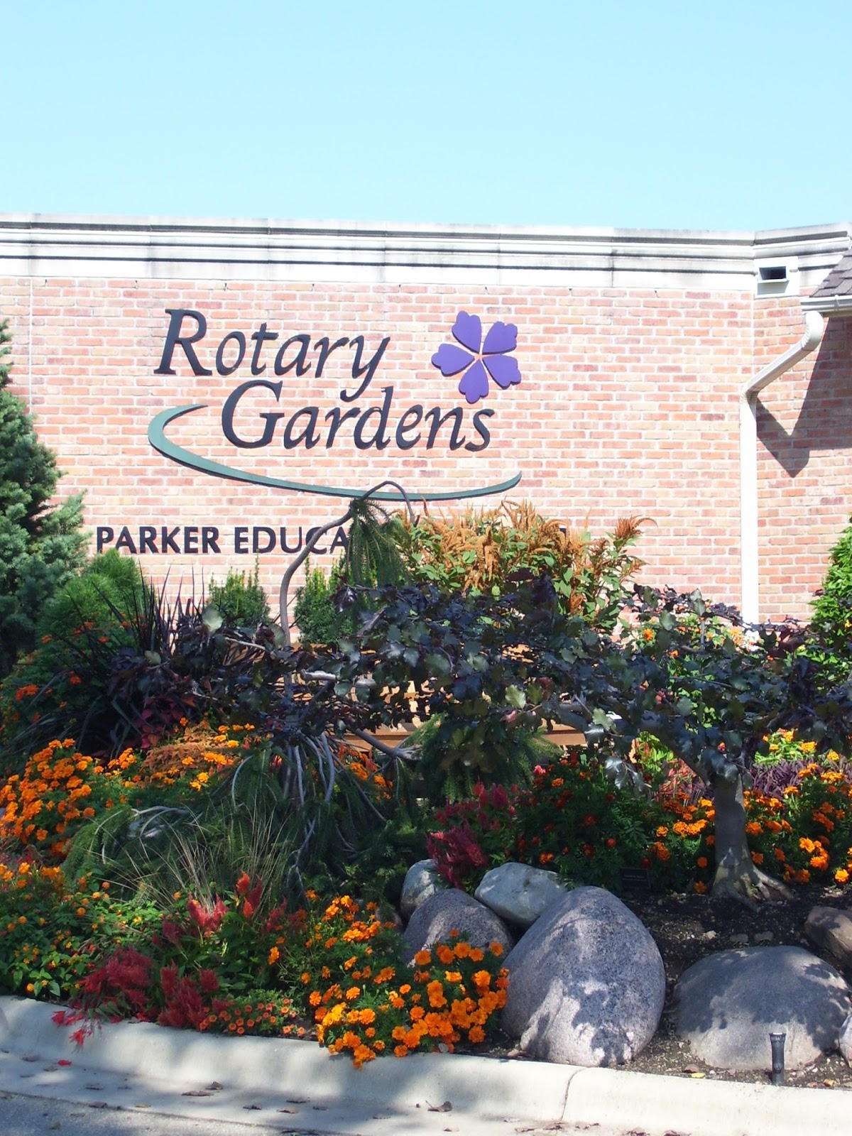 Rotary Botanical Gardens In Janesville, WI