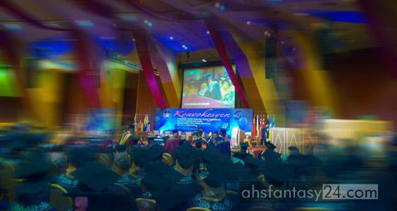 Konvokesyen Graduan PISMP IPG Kali Kedua di PICC 2012