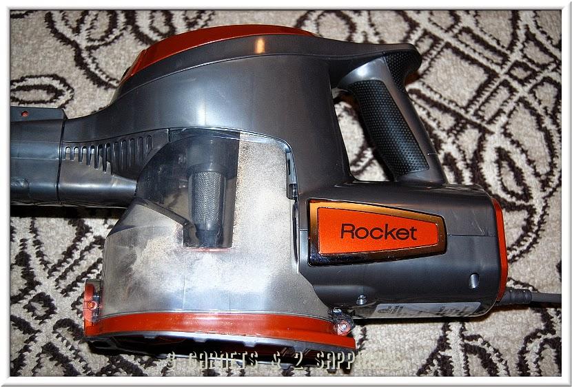 the shark rocket vacuum