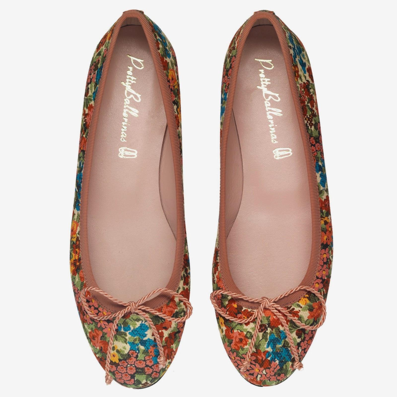 Pretty Ballerinas, Olivia Palermo, Blog de Moda, Marilyn Flowery Textile