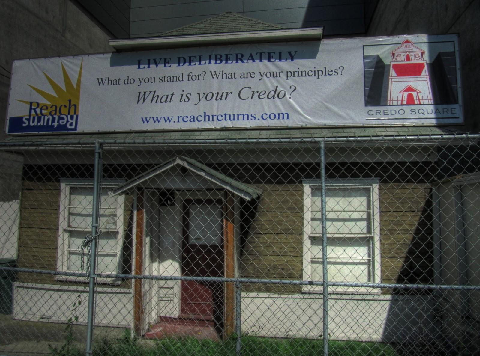 This Life In Ruins Ballard Blocks Edith Macefield 39 S House