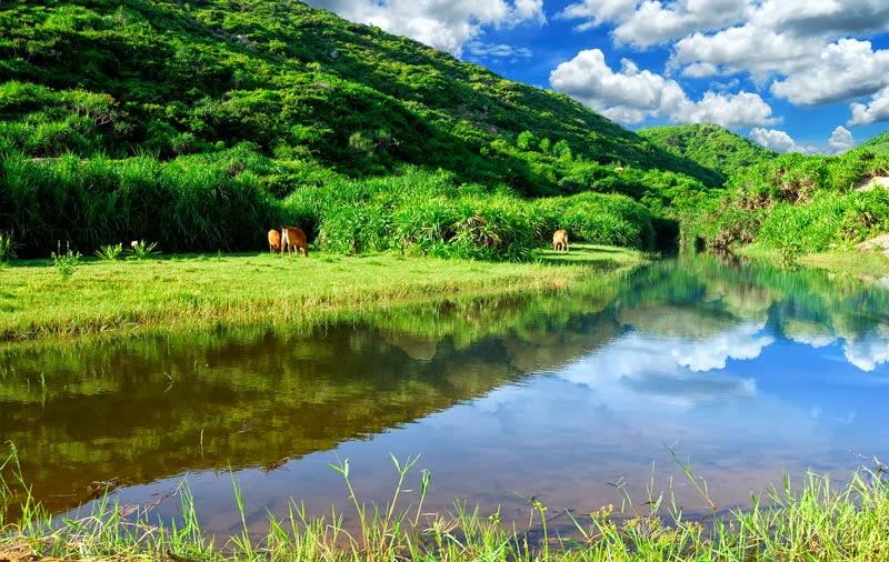 Tuy Hoa (Phu Yen) Vietnam  City new picture : rivers of phu yen province hinh river the hinh river vietnamese sông ...