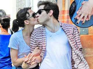 Keira Knightley Boyfriend James Righton 2013