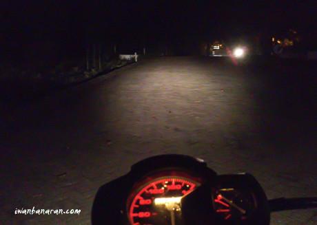Bohlam Lampu Utama X-Ride, Terang dan Mahal
