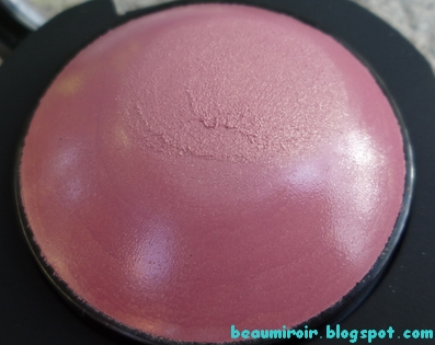 Sephora Golden Spice Double Contouring Cream Blush: closeup