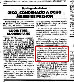 Piada pronta vinda dos lados da Gávea: Zico quer ser presidente da Fifa