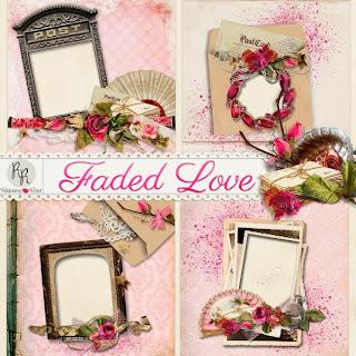 Faded Love QP Set & Freebie