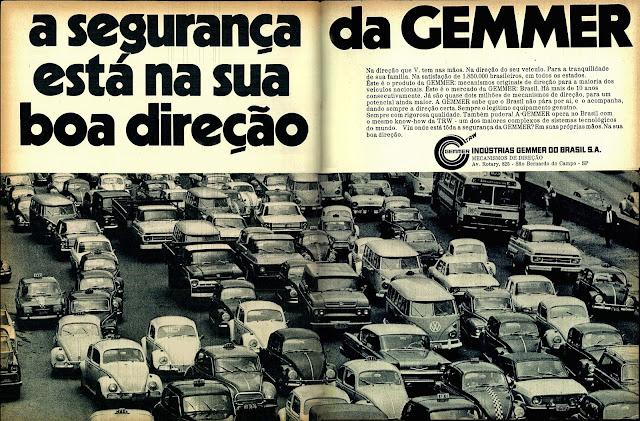 1970. propaganda carros anos 70.história década de 70; Brazilian advertising cars in the 70s, propaganda anos 70; reclame década de 70; Oswaldo Hernandez;