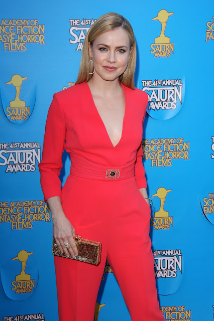Ballerina, Actress @ Amanda Schull - The 41st Annual Saturn Awards in Burbank