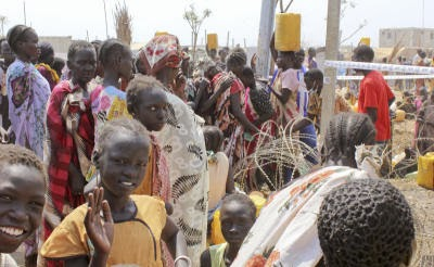 South Sudan Displaced