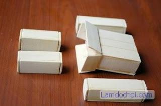 Làm Danbo Handmade Từ Que Đè Lưỡi 5