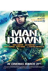Man Down (2015) BDRip 1080p Latino AC3 2.0 / ingles DTS 5.1