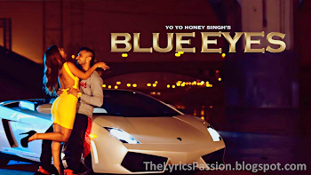 Honey Singh - Blue Eyes Lyrics