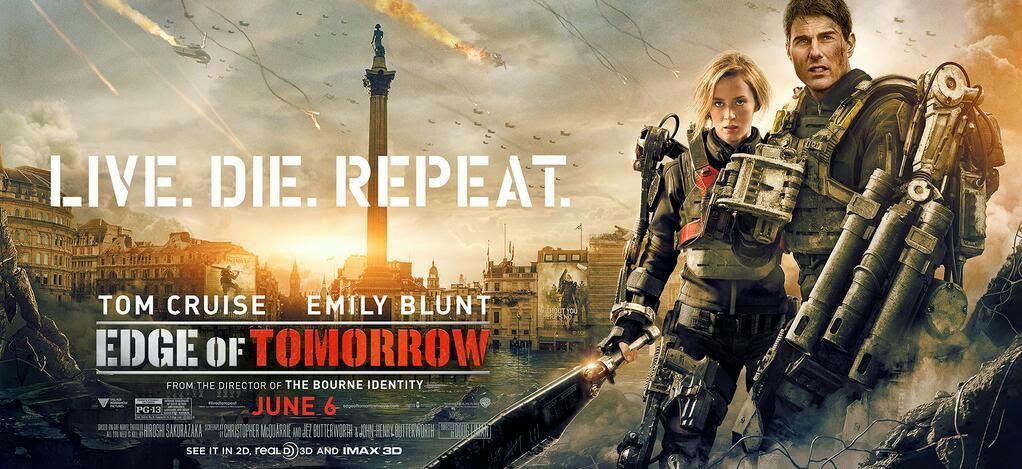 Edge of Tomorrow (2014): Hidup Dan Mati Berkali-kali
