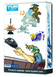 TVPaint Animation Pro 10.0.16.33238