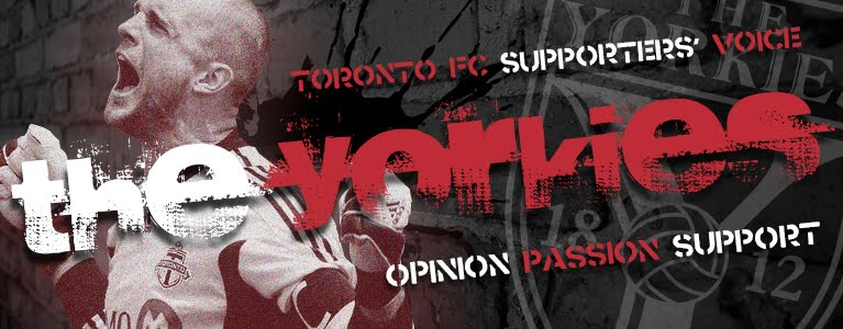 The Yorkies - The Toronto FC Supporter&#39;s Voice