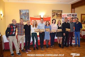 PREMIS RANKING CORRELIANA 2017