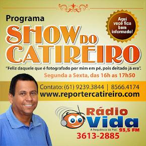 A Agora sim o show do Catireiro voltará para o AR dia 01/12.