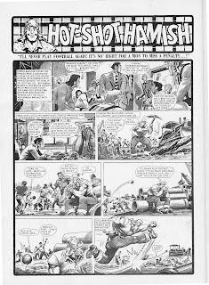 Hot Shot Hamish 1975 Tiger