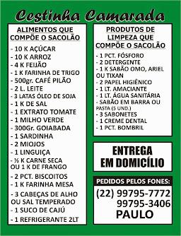 ATENDEMOS TODA SÃO FRANCISCO DE ITABAPOANA E REGIÃO