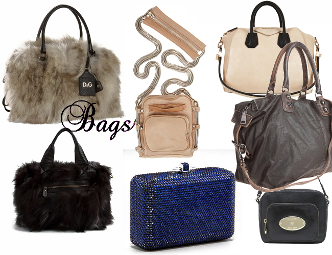 bags Fashion Trends Fall Winter 2012