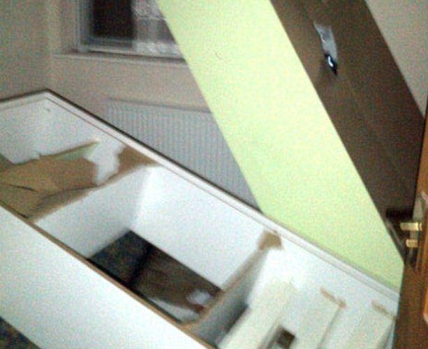Kamar rusak