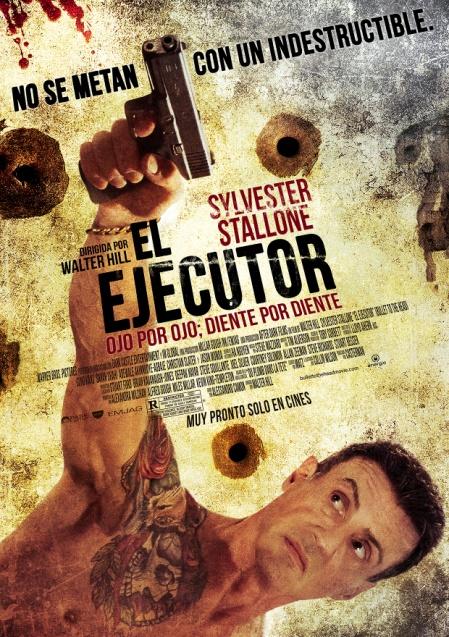 El Ejecutor: Una bala en la cabeza (2013)