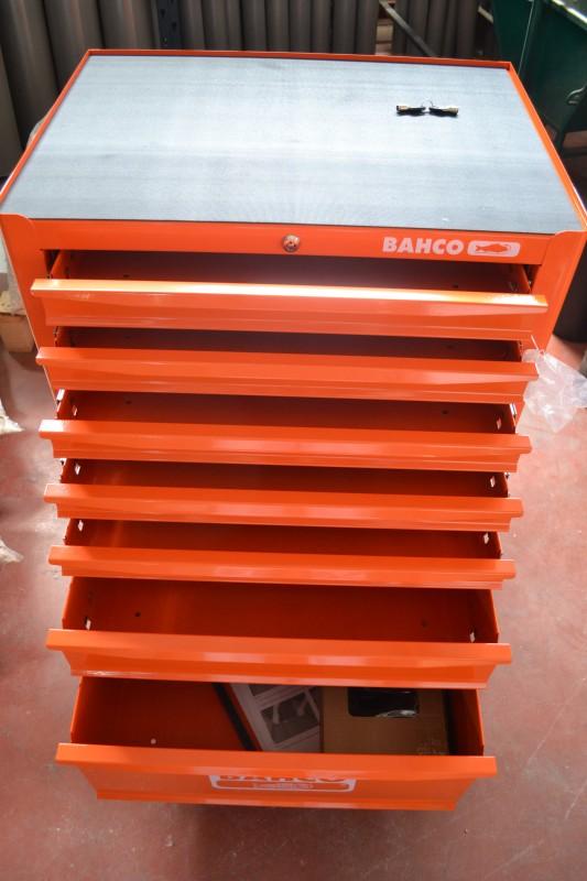 carro herramientas BAHCO