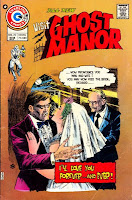Ghost Manor, Charlton Comics