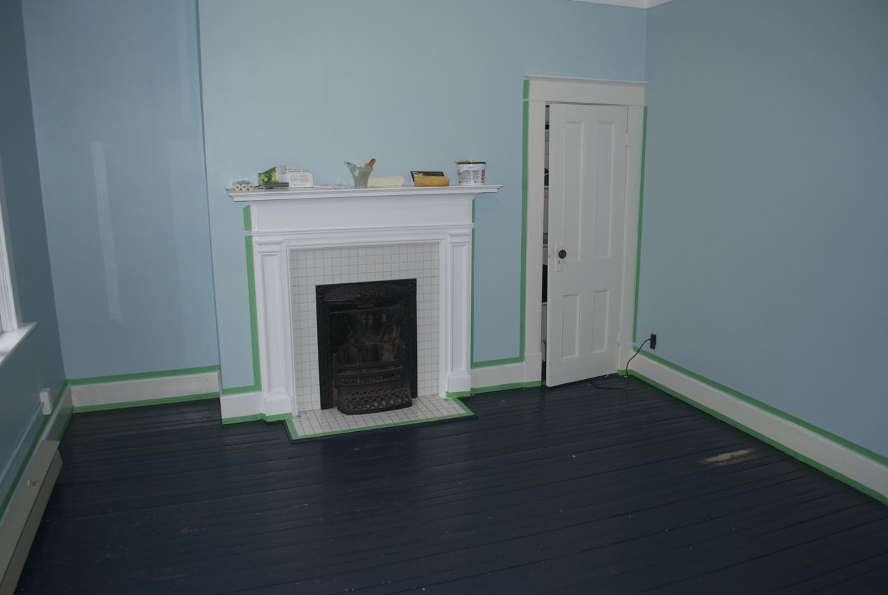 Painting wood flooring for How to get paint out of wood floors