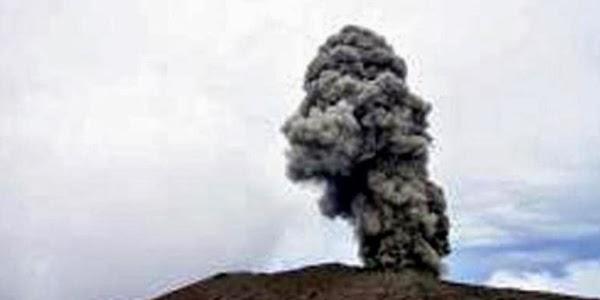 Aktivitas Vulkanik Meningkat, Gunung Slamet Tertutup untuk Pendakian