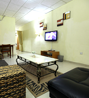 Etal Hotels Ikeja Diplomatic Suite