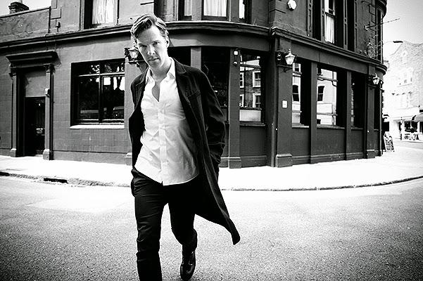 Benedict Cumberbatch for Flaunt Magazin