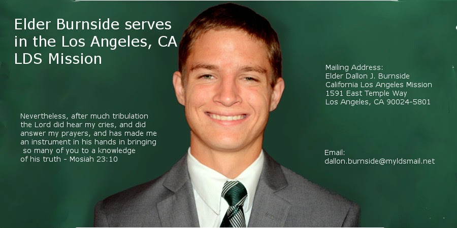 Elder Burnside in Los Angeles