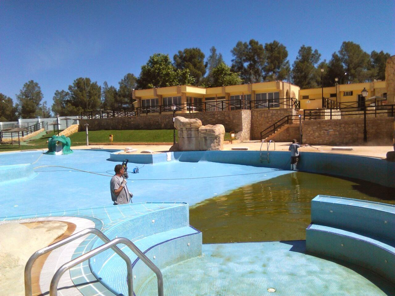 El informal segorbino segorbe pone a punto sus piscinas for Piscina segorbe