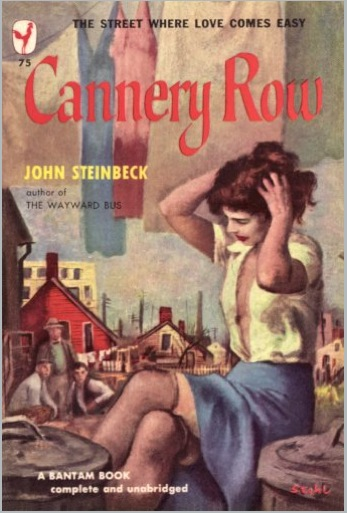 the peculiar things in cannery row by john steinbeck Free cannery row papers loneliness in cannery row, by john steinbeck - as night falls on cannery row a cannery is the place where food gets.