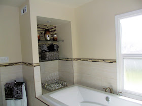 Master Bathroom by American Eagle