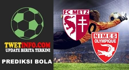 Prediksi FC Metz vs Nimes Olympique, Prancis 26-09-2015