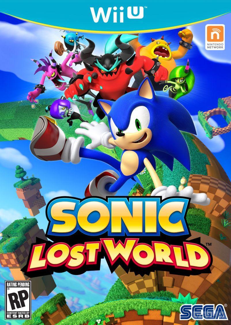 2539f1b293514 Sonic Lost World (Wii U   3DS) - ATUALIZADO