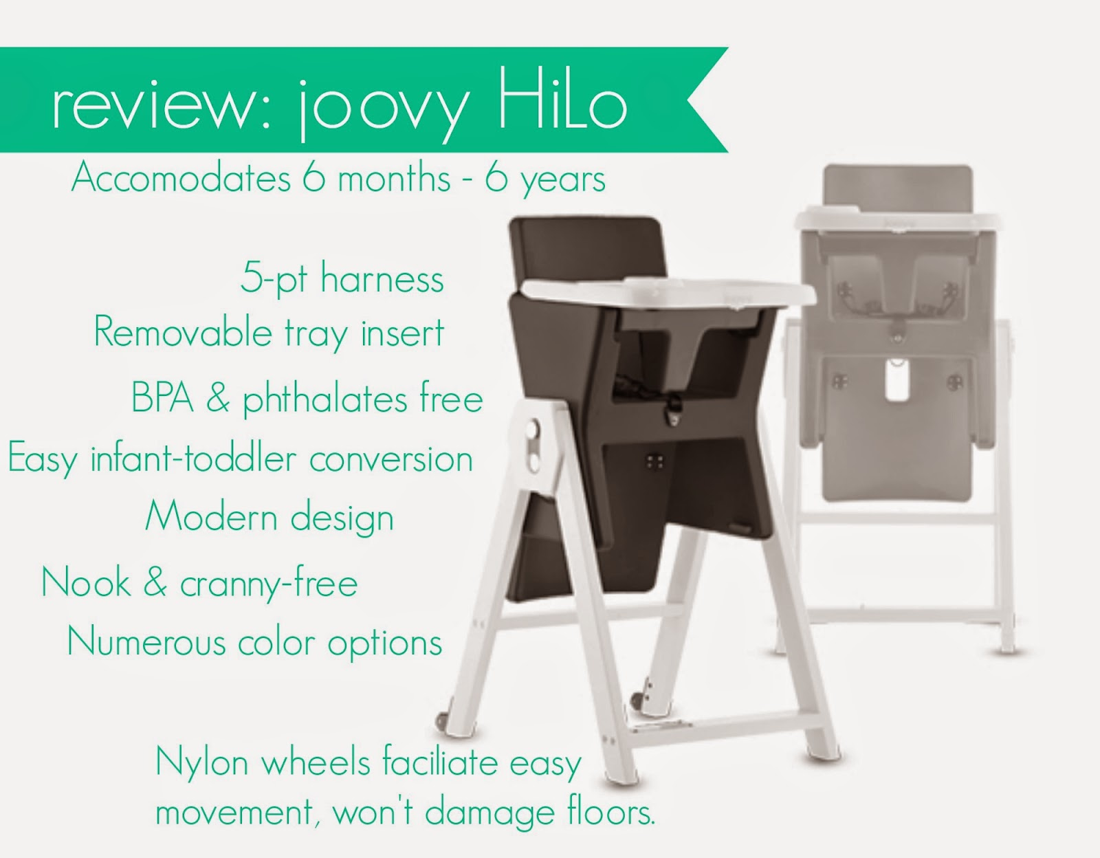 Letu0027s Quickly Review Why This High Chair Has Become One Of My Favorite  All Time Baby Products: