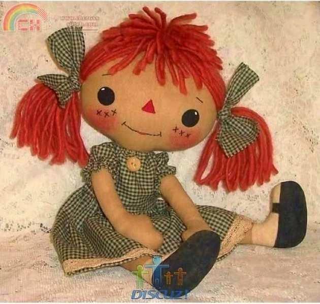 Muñeca Annie