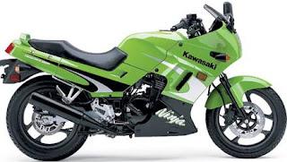 2002 Kawasaki Ninja 250R