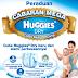Peraduan Cabaran Mega Huggies Dry
