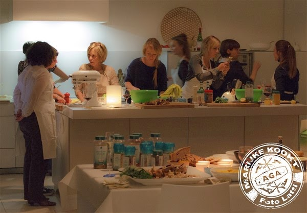 workshop foodpairing met herfstgroenten