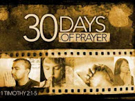 30 Days of Prayer Page