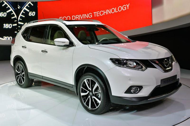 Modifikasi Mobil Nissan X-Trail 2014