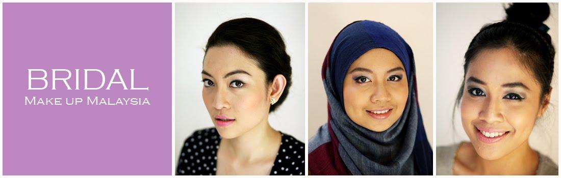 Bridal Make Up Malaysia