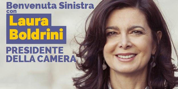 Sinistra ecologia liberta 39 brugherio laura boldrini for Presidente camera dei deputati 2013