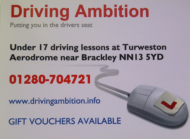 Under 17 driving banbury