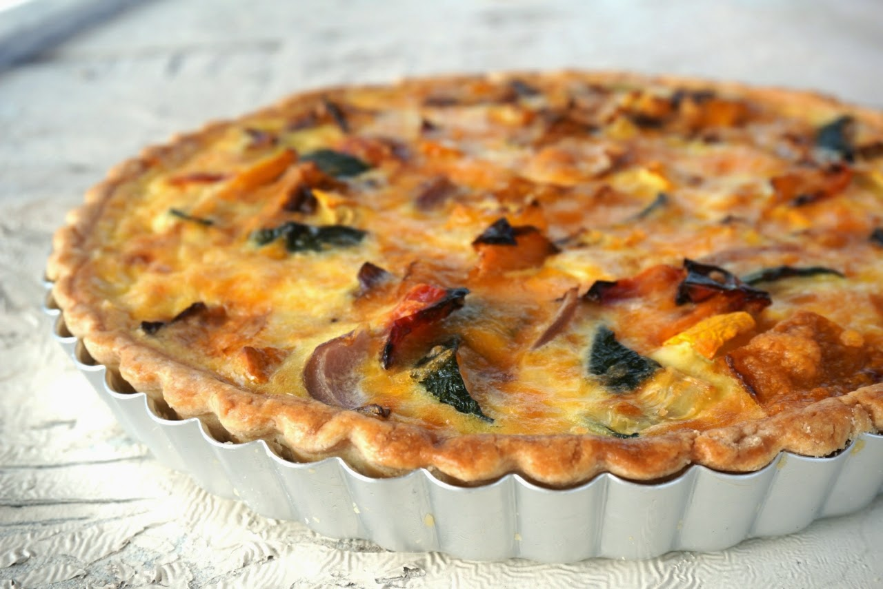 ... chicken and vegetable mixed vegetable quiche with a crustless quiche